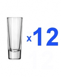 12 Extra Shot Glasses